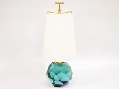 """Roberto Giulio Rida - Lampe """"Diamante Blu"""""""