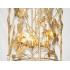 MARC BANKOWSKY, Gilded bronze lantern, 2017
