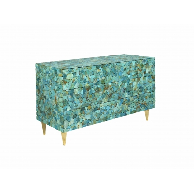 KAM TIN, Turquoise Chest