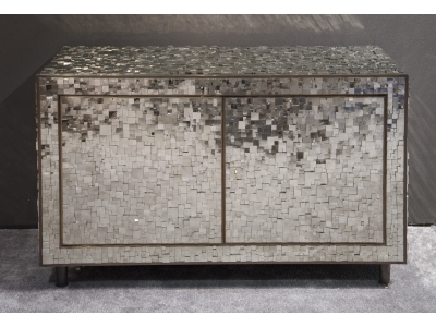 KAM TIN - Low cabinet in Pyrite