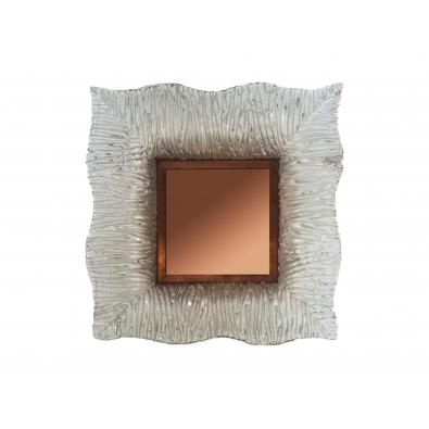ROBERTO GIULIO RIDA, Miroir en cuivre