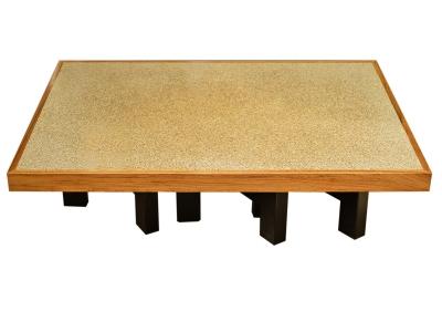 Ado Chale - Table basse Grains de poivre