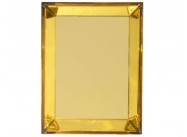 Roberto G. Rida - Infiniti yellow mirror, Italy, 2016