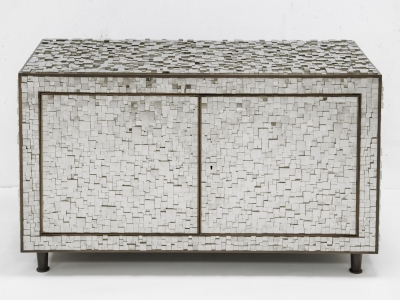 KAM TIN - Low cabinet in Pyrite - 2017