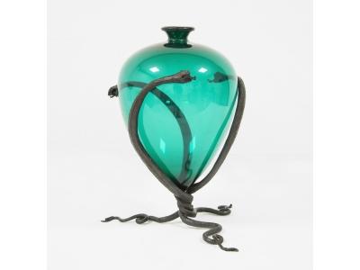 Carlo Rizzarda - Snake vase, circa 1920