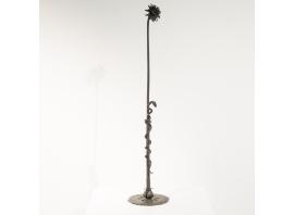 Alessandro Mazzucotelli - Fleurs en fer forgé - circa 1910