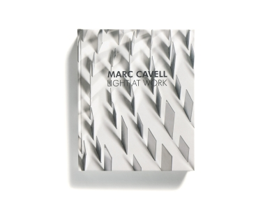 BOOK, Marc Cavell, Light at work