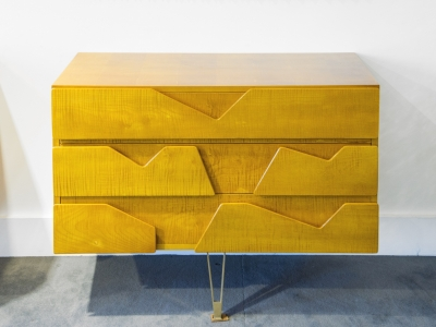 Gio Ponti - Two chest of drawers in wood - ca 1950