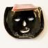 Gio Ponti - Masque en cuivre émaillé - ca 1950