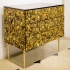 KAM TIN - Amber chest of drawers