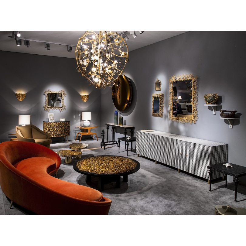 The Salon Ny Art Design 2018 Maison Rapin
