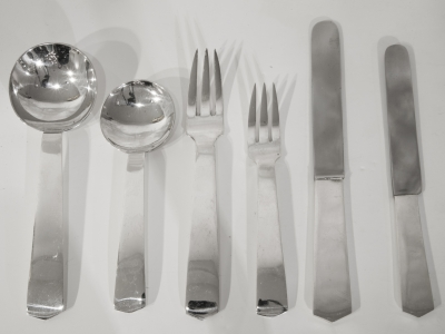 Jean Després - Cutlery set - circa 1950