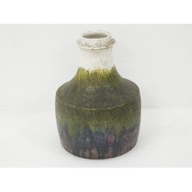 Marcello Fantoni - Vase en céramique émaillée - circa 1950