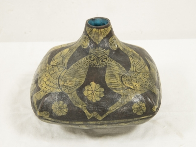 Marcello Fantoni - Ceramic vase - circa 1960