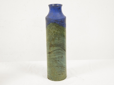 Marcello Fantoni - Vase cylindre en céramique - circa 1960