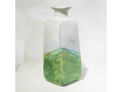 Marcello Fantoni - Two ceramic vases - ca 1960