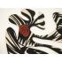 ANNE-MARIE PAUL, Bois peint sculpté, 1968