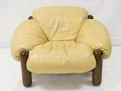 Jean Gillon - Paire de fauteuils - circa 1970