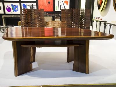Brasilian work - Center table