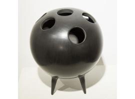 Gio Ponti & G. Rossi - Sculpture Bucchero in ceramic - circa 1945