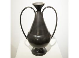 Gio Ponti & G. Rossi - Vase Bucchero - circa 1946