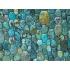 KAM TIN - Enfilade Turquoise et Labradorite