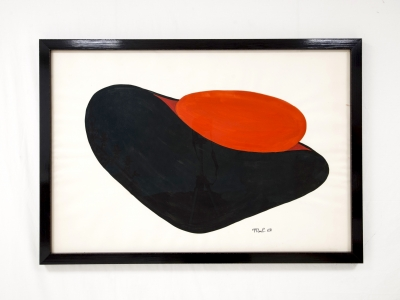 Anne-Marie Paul - Gouache on paper - 1968