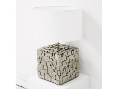 KAM TIN - Lampe en Pyrite - 2018