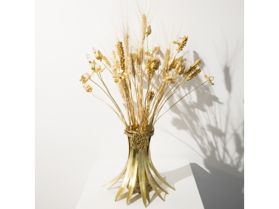 Robert Goossens, Sheaf of Wheat, ca 1975