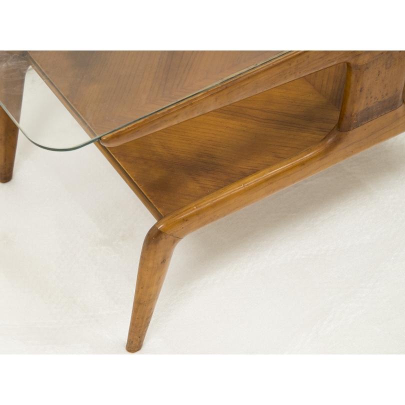 Gio Ponti Side Table Ca 1950 Maison Rapin