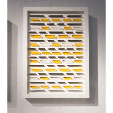 Marc Cavell - Tableau cinétique - 1969