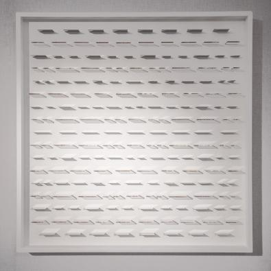 Marc Cavell - Tableau cinétique - 1973