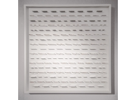 Marc Cavell - Kinetic painting - 1973
