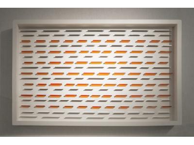 Marc Cavell - Tableau cinétique - 1972