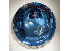 """Roberto Giulio Rida - """"Coppa Blu"""" mirror"""