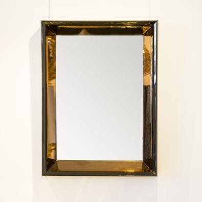 "Roberto G. Rida - ""Ambra Infiniti"" mirror - Italy, 2016"