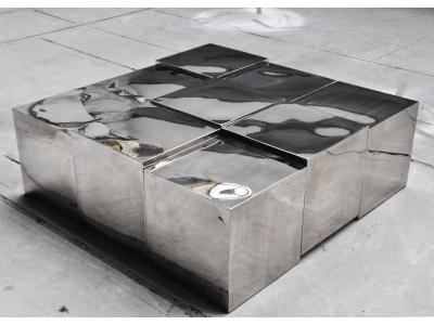 """Pol Quadens - """"Nine Cubes"""" - 2014"""