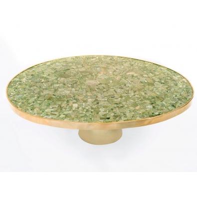 KAM TIN - Table basse Jade