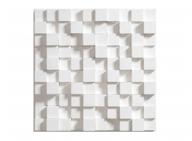 MARC CAVELL, White Building, 1974