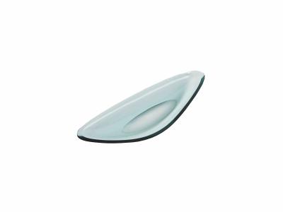 FONTANA ARTE, Glass bowl, 1960