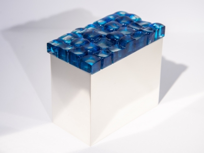 "Roberto Giulio Rida - ""Occhi blu"" box - 2019"