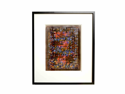 Marc Cavell - Sans titre - 1963