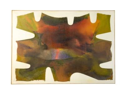 Marc Cavell - Sans titre - 1966