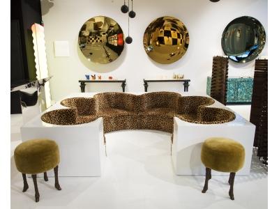 "Archizoom Associati - Sofa ""Safari"" - 1968"