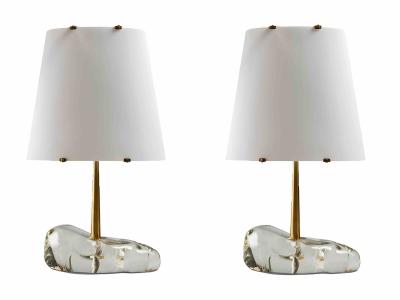 "ROBERTO RIDA, Pair of Lamps ""Babbucce"", Italy, 2015"