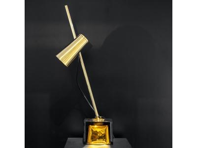 """Roberto G. Rida - Pair of lamps """"Up & Down"""""""