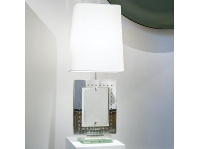 """Roberto G. Rida - Paire de lampes """"Cartier"""""""