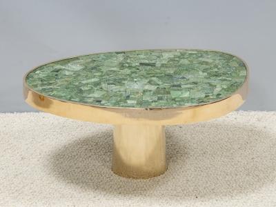 KAM TIN - Jade low coffee table