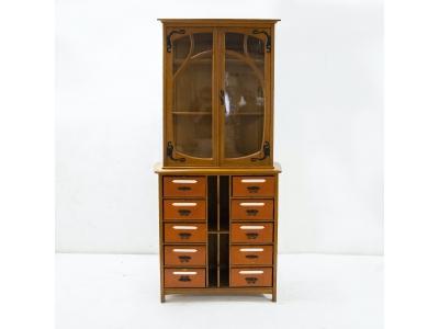 Gustave Serrurier-Bovy - Cabinet