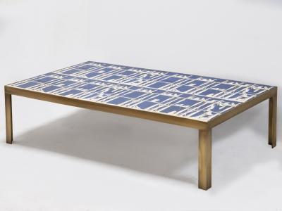 Gio Ponti - Ceramic coffee table - circa 1960